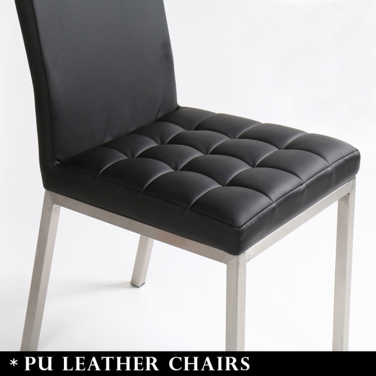 8 x new luxury shanghai pu leather dining chairs with for X furniture shanghai