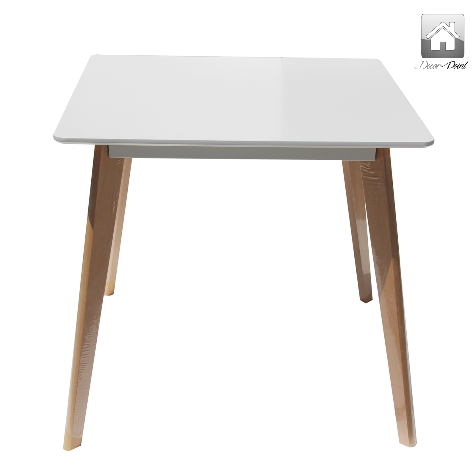 Replica eames dsw city dining table white designer kitchen for Table eames dsw