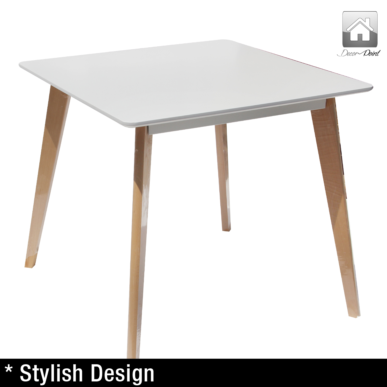 Replica Eames DSW City Dining Table White Designer Kitchen  : City Small Table 03 from www.ebay.com.au size 1600 x 1600 jpeg 358kB