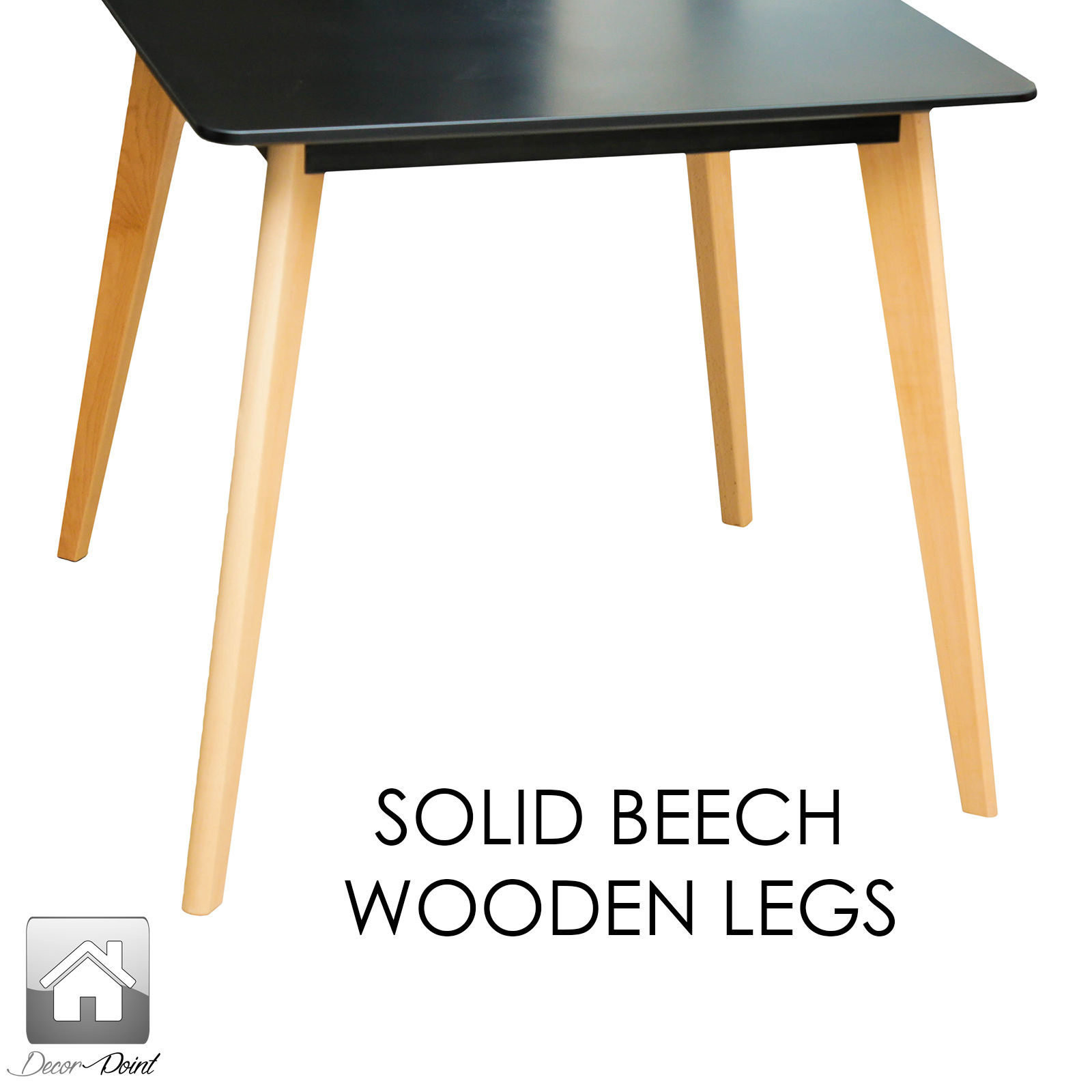 City Medium Dining Table 4 x Replica Eames Sisly ABS  : City Table 3 from www.ebay.com.au size 1600 x 1600 jpeg 128kB
